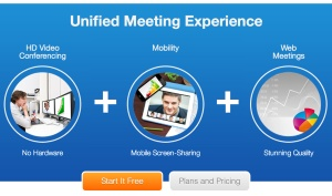 Zoom.us raises funds to deploy HD video, mobile and web conferencing platform.  Educational pricing is $.99/ month.