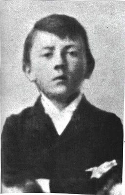 Born April 20th, 1889 in Austria, this boy would grow to be the most hated man in history...Hitler