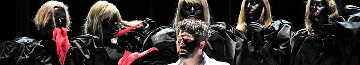 24th November: Richard Strauss' Ariadne auf Naxos at Theater Freiburg
