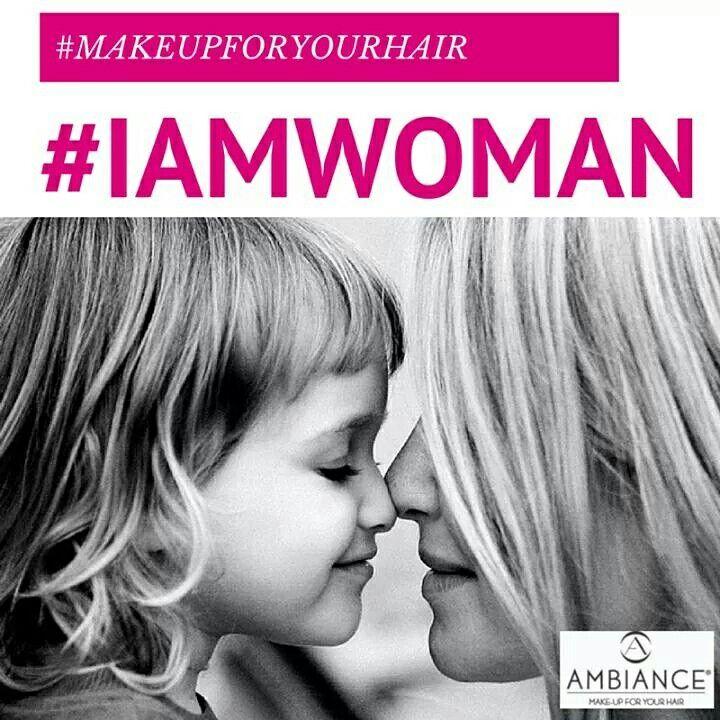 Ad for client @makeupforhair