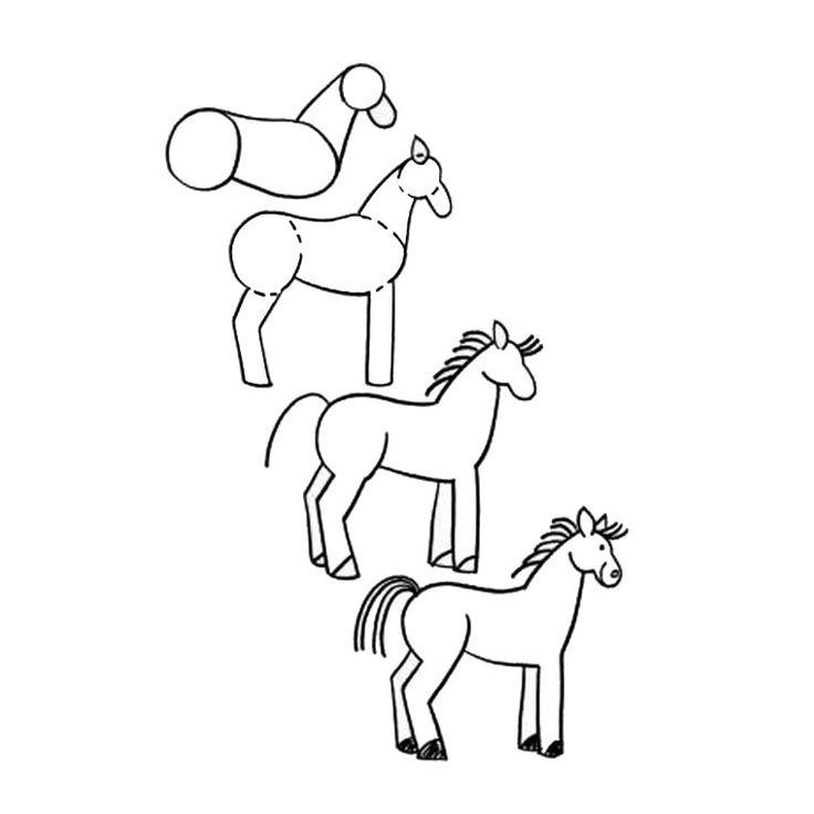 Les 18 meilleures images du tableau dessin simple sur pinterest dessins simples activit s - Comment dessiner un enfant ...