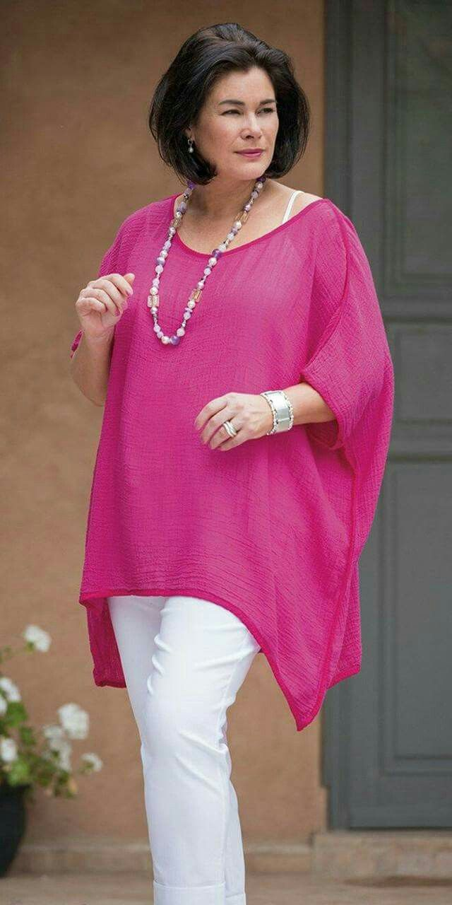 10 best ropa hermana mama images on Pinterest | Obese women, Chiffon ...