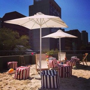 The Beach in Braamfontein