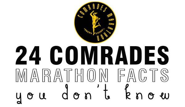24 Caomrades marathon facts You dont know  #trivia #ultrarunning #southafrica