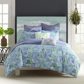 Shop for Amy Sia Sea Of Glass Seafoam Comforter Set. Get free shipping at Overstock.com - Your Online Fashion Bedding Outlet Store! Get 5% in rewards with Club O! - 19623413
