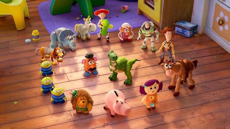 Toy Story - Fiesta Saurio Rex