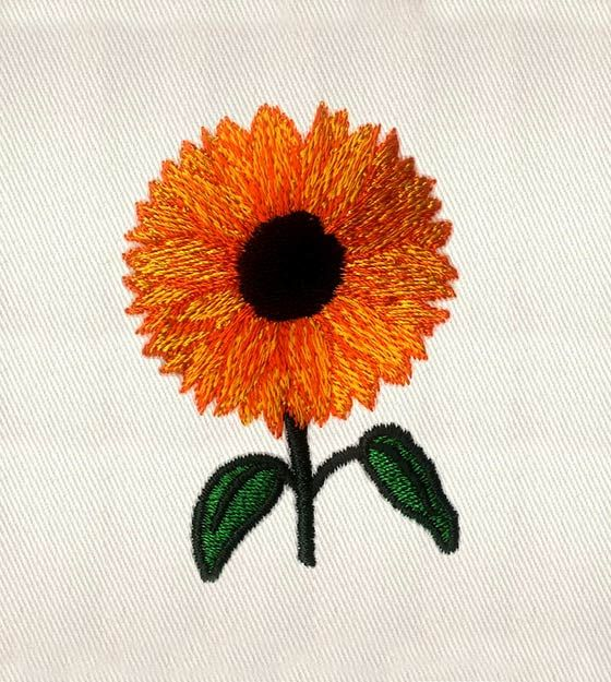 Who wants this Sunflower embroidery design? Now you can get this design only for $1.99 each for the very limited time.