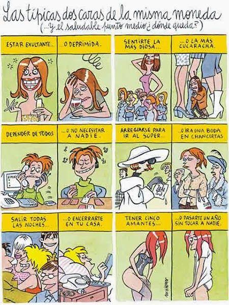 """""""Mujeres Alteradas"""" de Maitena, edita Penguin Random House"""