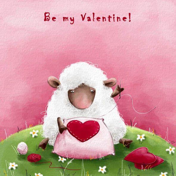 Elina Ellis Illustration: It is all about LOVE!
