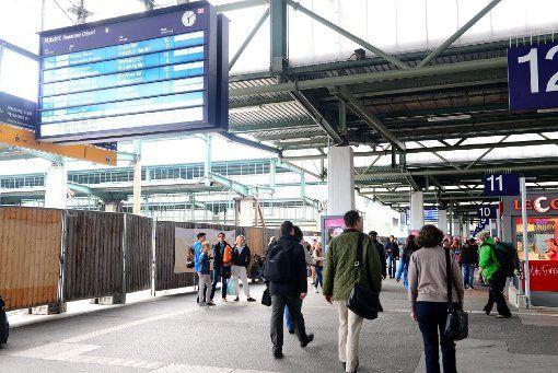 Die GDL entscheidet am Mittwoch über einen neuerlichen Streik der Lokführer. (Symbolfoto) Foto: www.7aktuell.de http://www.stuttgarter-zeitung.de/inhalt.lokfuehrerstreik-gdl-beraet-ueber-viertaegigen-ausstand.7027a471-1393-49a1-bf8b-e801a31e603b.html
