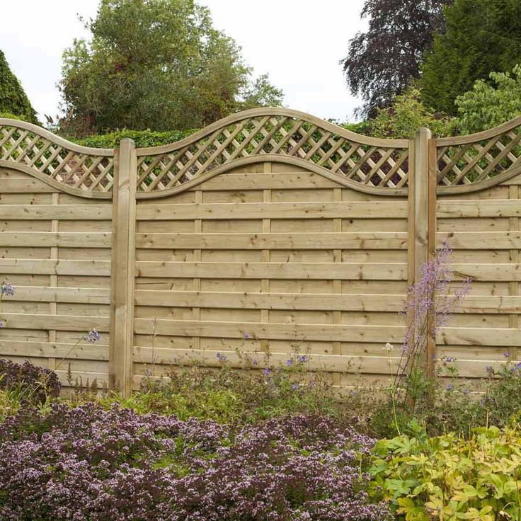 Best 25 Garden Fence Panels Ideas On Pinterest Fence