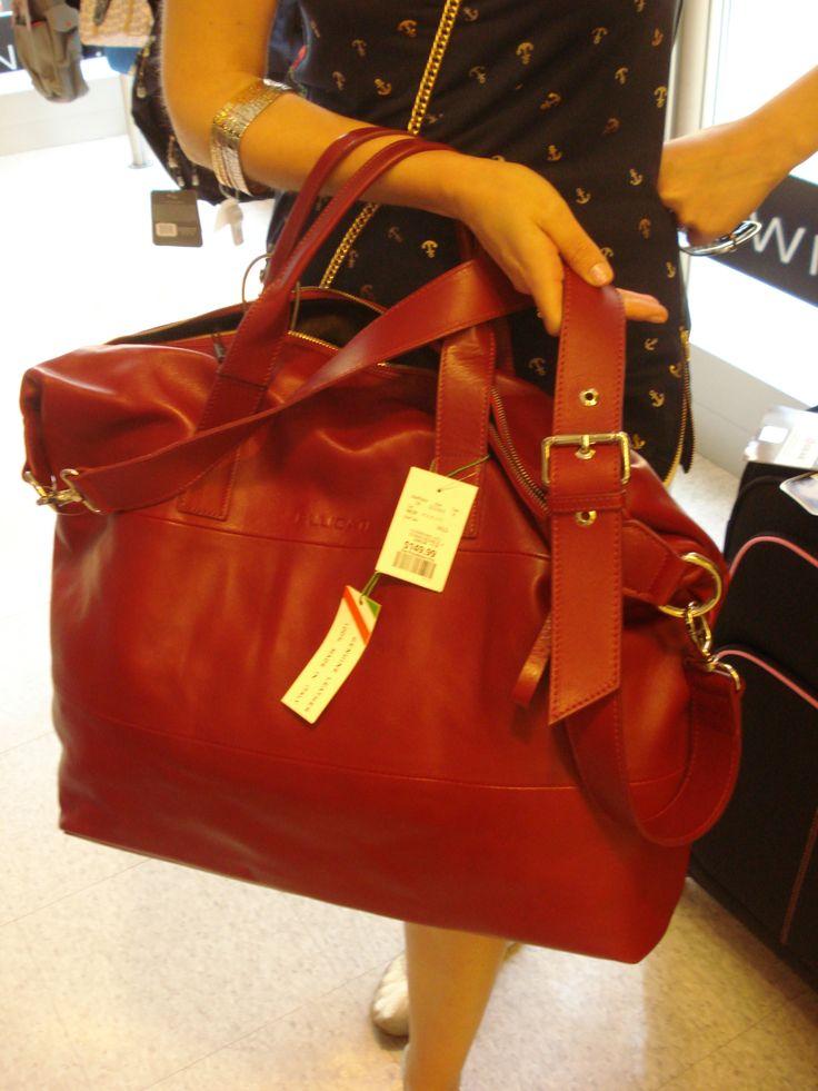 Nice travel bag!