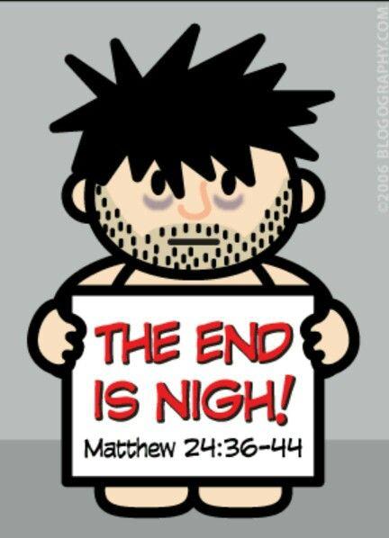 Matthew 24 36-44