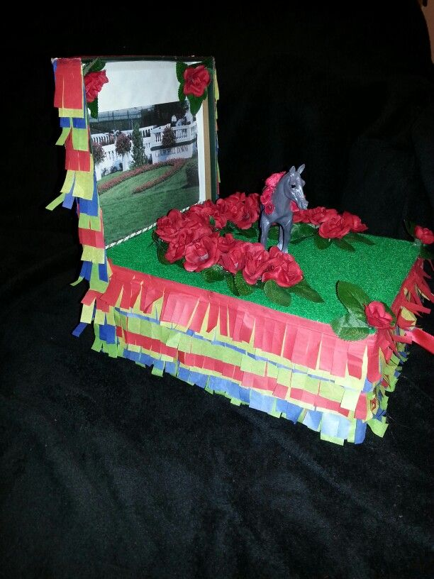Ky Derby Hand Crafts For Kids