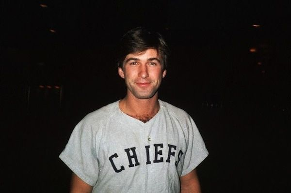And this smile! | A Tribute To Young Alec Baldwin: A Hottie That Cannot Be Forgotten