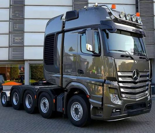 59 Best Images About Actros On Pinterest Trucks Motor
