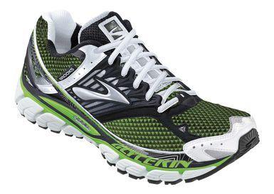 Brooks Glycerin 10: Brooks premier women's neutral running shoe - with DNA