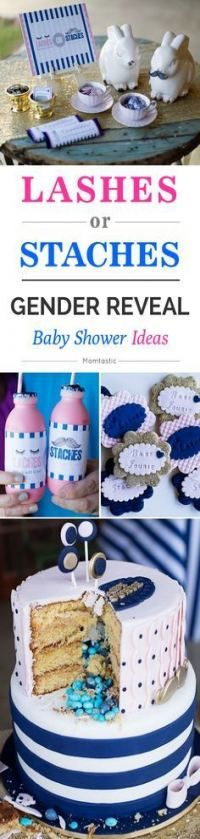 36+ Super Ideas Baby Shower Ideas For Twins Food Gender Reveal
