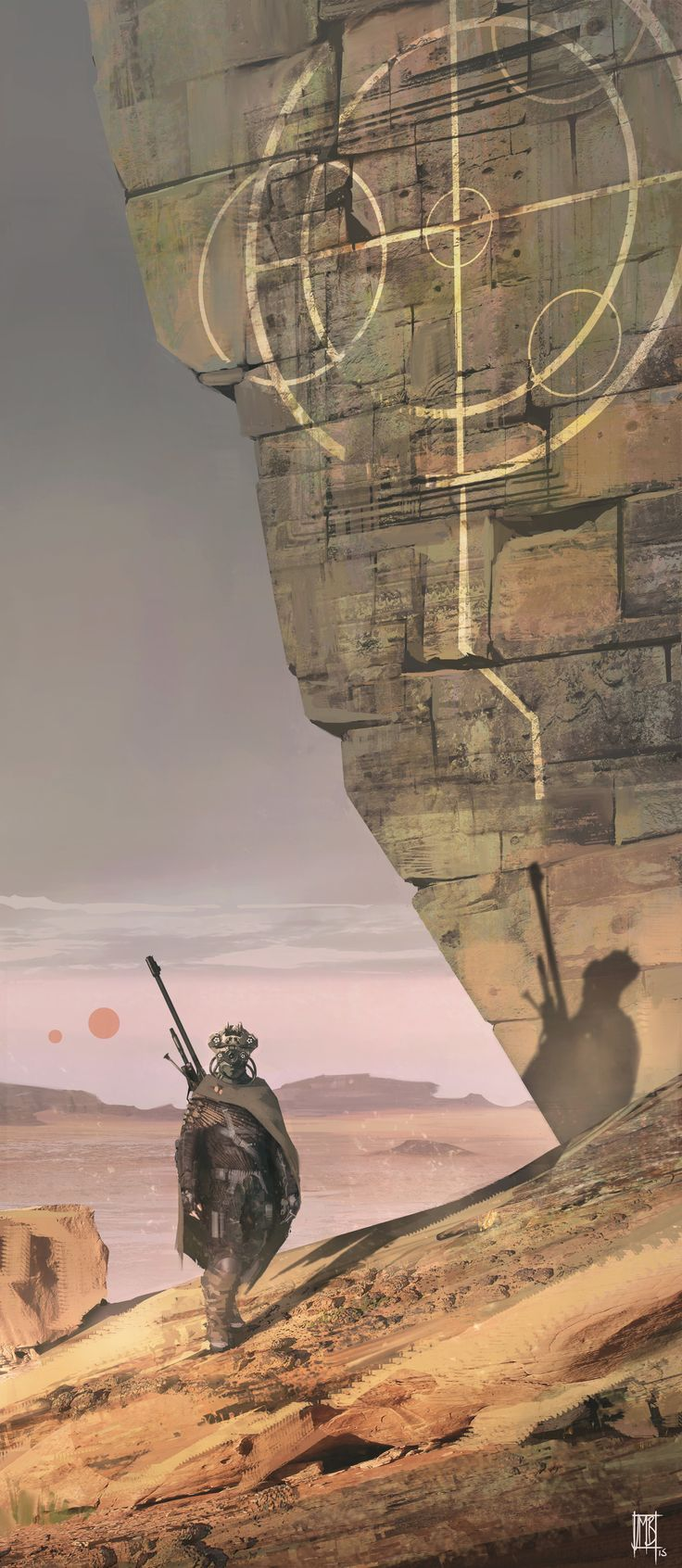 ArtStation - Vantage Point 2015, Jonathan M Betts