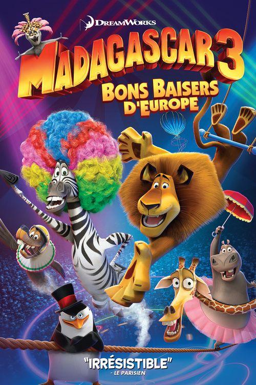 Bien connu Les 25 meilleures idées de la catégorie Madagascar film streaming  ND56