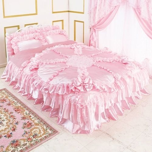Kawaii Pink Bed