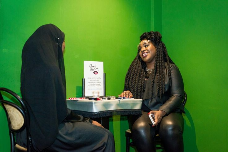 March 2016 Keziah CONNECTIONS with Tinu Bello of Colour Riot Nails