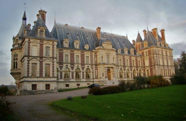Château de Villersexel►►http://www.frenchchateau.net/chateaux-of-franche-comte/chateau-de-villersexel.html?i=p