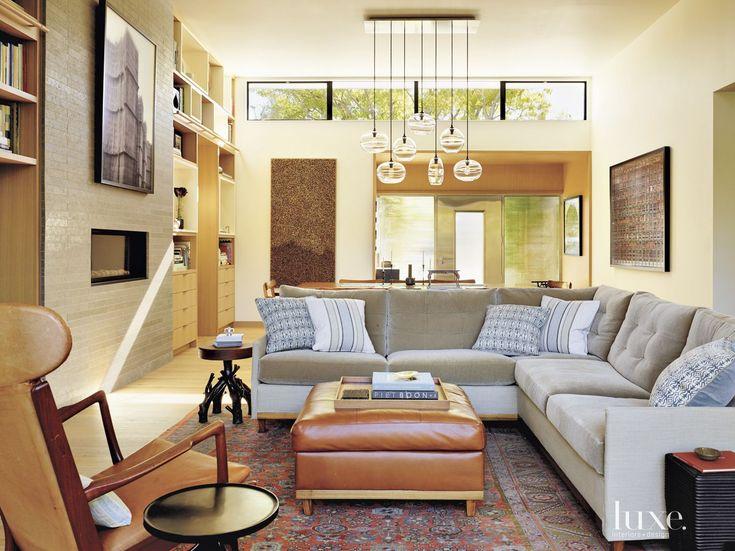 Inside 13 Design Expertsu0027 Own Homes. Zeitgenössische WohnzimmerLuxuswohnungenModerne  ...