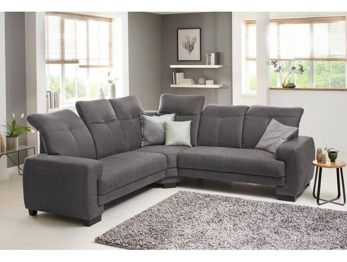 Home Affaire Ecksofa Napoli Mit Kopfteilverstellung Federkern Gle Sofa Couch Home