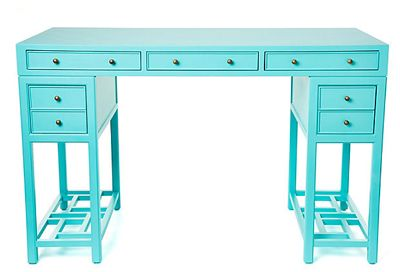 When it comes to design inspiration, we've currently got the turquoise fever!