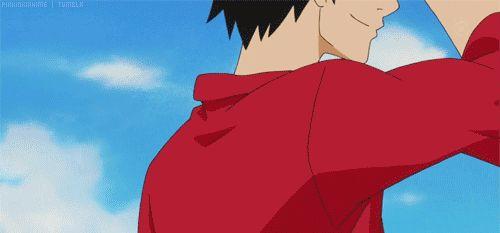 Luffy - One Piece GIF | Anime GIF