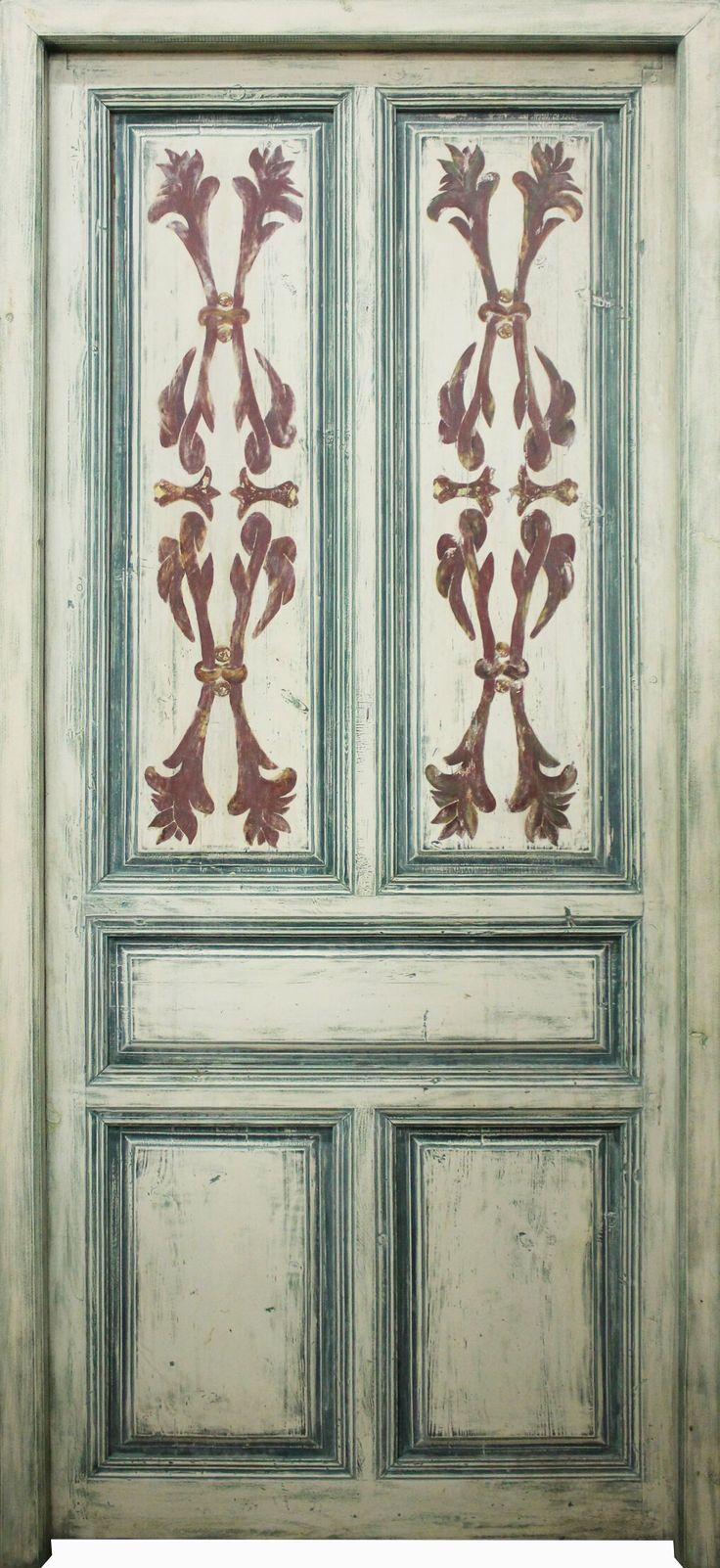 AC-218 - Conely | Puertas de madera, metal y forja, rústicas, artesanales. Decoración.