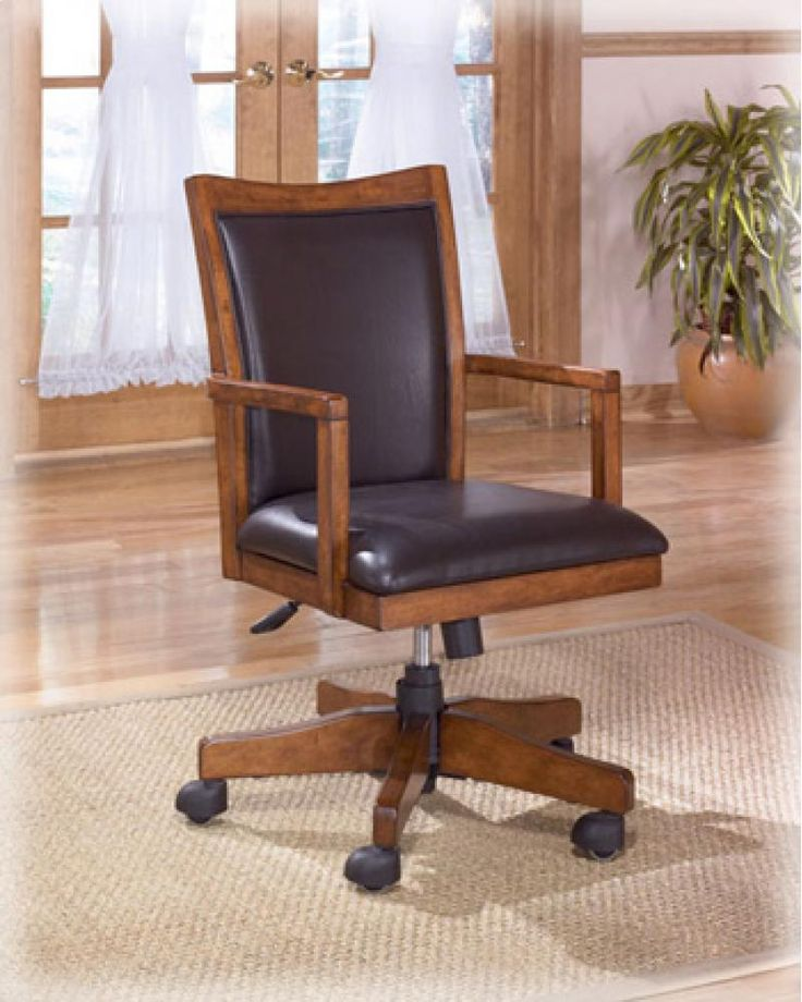 H31901A by Ashley Furniture in Winnipeg, MB - Home Office Swivel Desk Chair