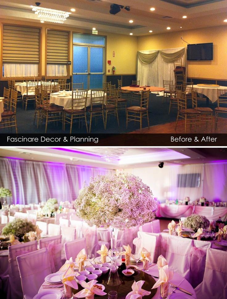 Wedding Ceremony Decoration Seafood Palace