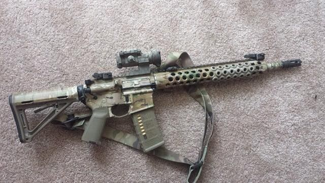 Ar 15 Rifle Skin Rifles Products And We