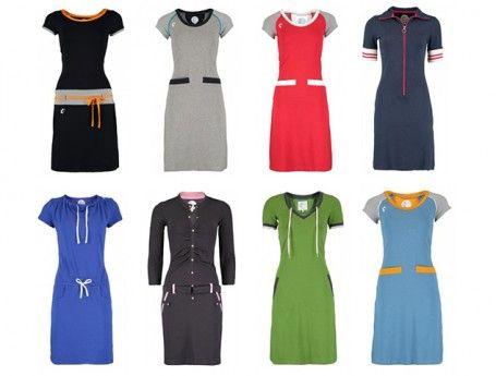 Stoere en sportieve jurkjes voor haar | nederlands label | zendee @Julia Zook.nl | www.zook.nl/mode/damesmode/stoere-sportieve-jurkjes