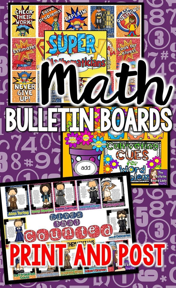 Secondary Math Classroom Decorations ~ Best bulletin boards math and science images on