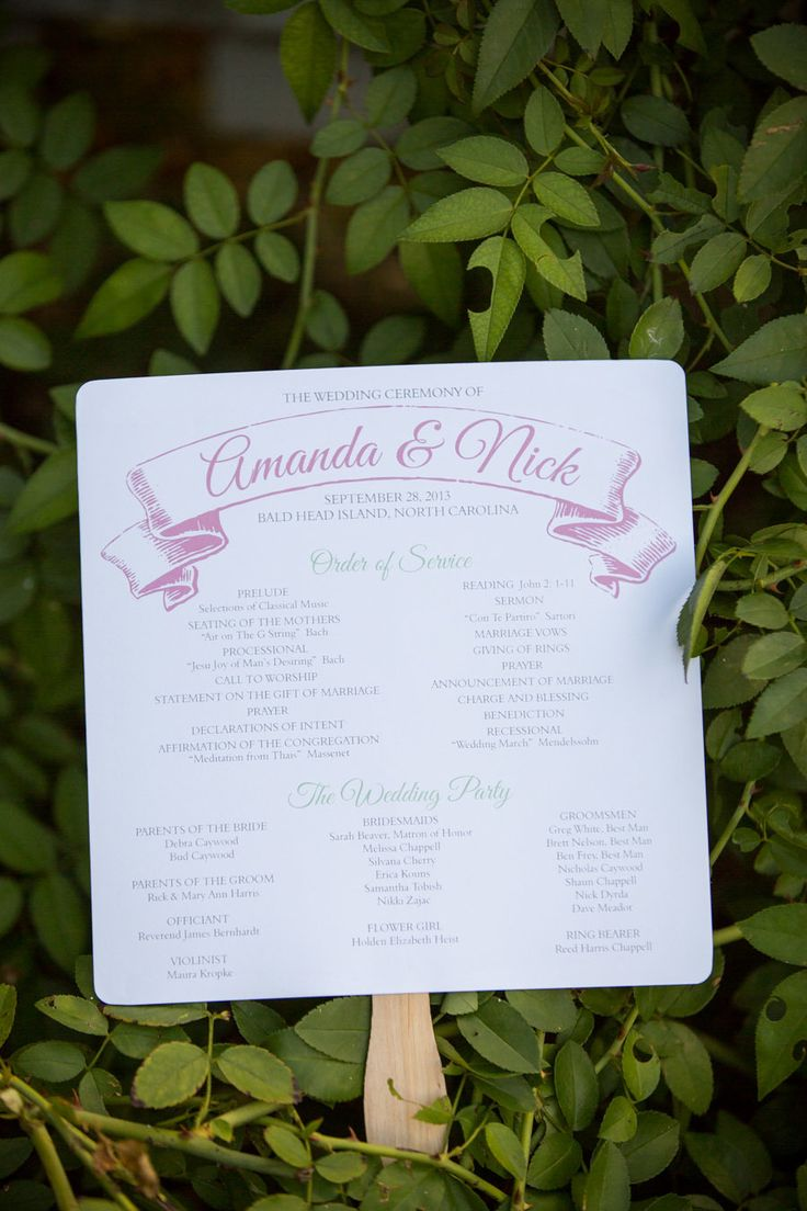 invitation wedding wording gifts%0A Romantic Pink  u     Green Wedding at Bald Head Island Club   Pink green wedding   Bald head island and Green weddings