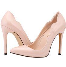Chaussure Femme Discothèque Élégant Professionnel En Cuir Verni OL Pointu 11 CM Talons hauts Chaussures de Femmes Rouge Rose Parti Pompes(China (Mainland))