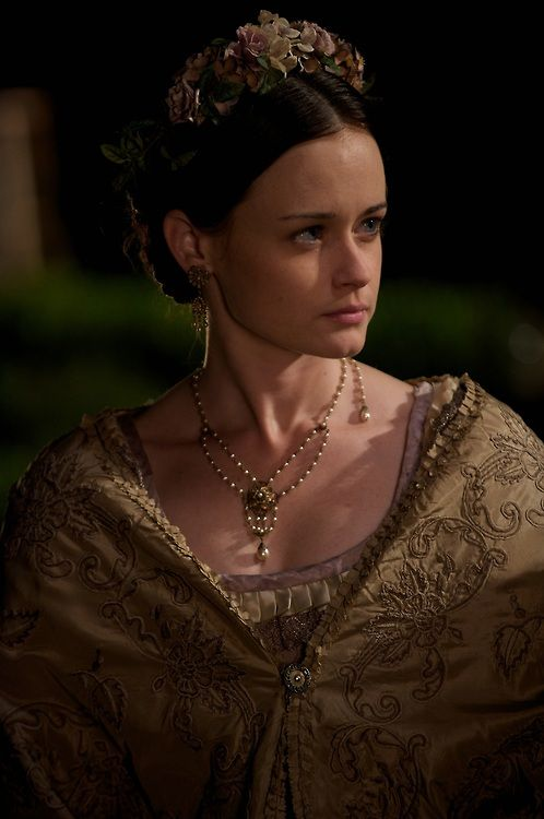 Alexis Bledel as Sarah Weston in The Conspirator