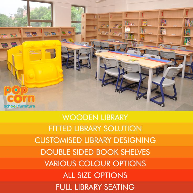 Make Library Time The Best Time Of Your Kidsu0027 Day At School With Our  Vibrant U0026 Sturdy