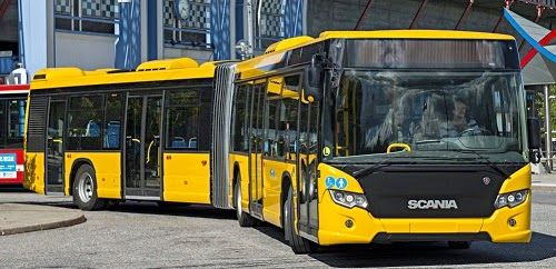 2012 Scania Citywide LFA