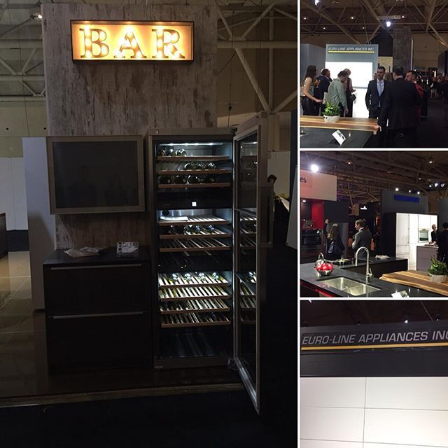 Part of our display during the 2017 Toronto Interior Design Show!  #IDS17 #kitchenappliances #homeaccessories #kitchendesign #homedecor #torontointeriordesignshow