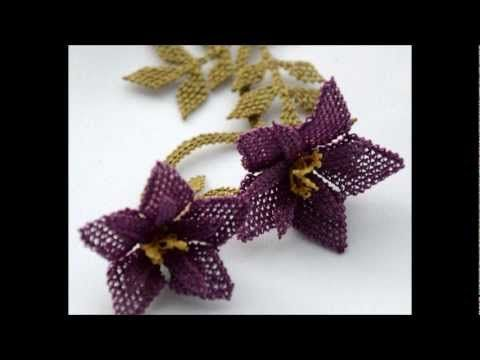 Needlelace Made Easy - Part 1 Introduction - YouTube