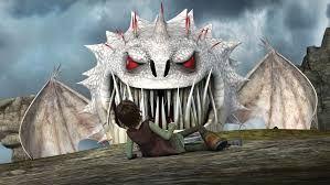 Resultado de imagen para dragones de berk dragon grito mortal