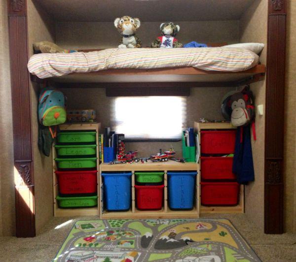 Bunk House Storage