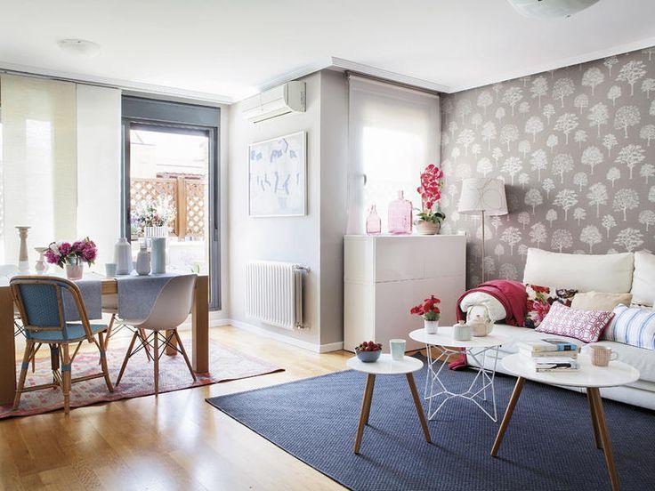 Una casa moderna y familiar