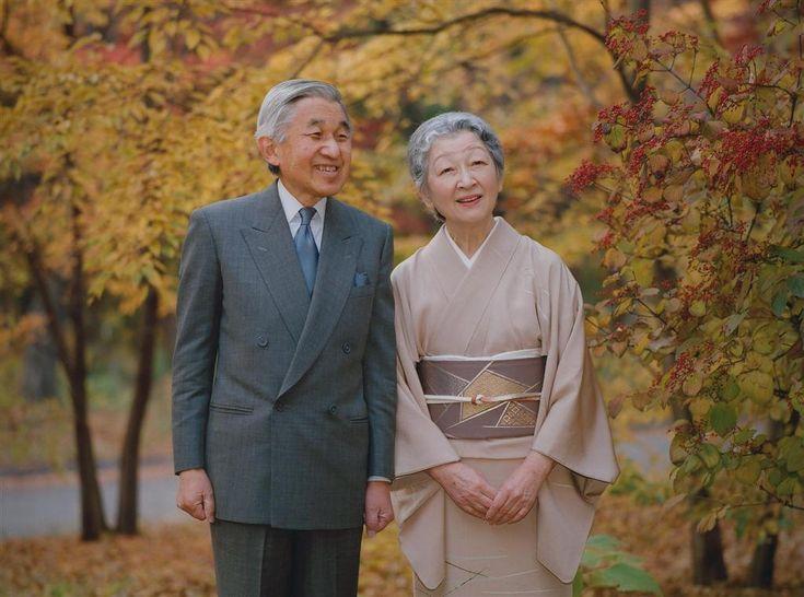 Emperor & Empress of Japan