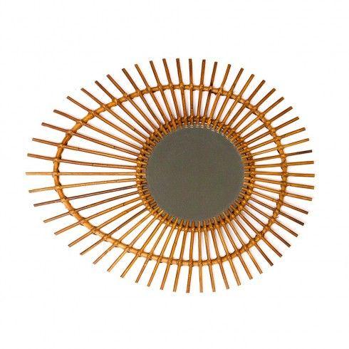 1000 ideas about miroir en rotin on pinterest miroir de for Miroir fenetre casa