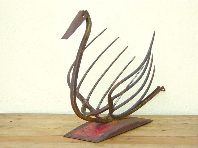 Pinky Messchaert. Repurposed Pitchforks